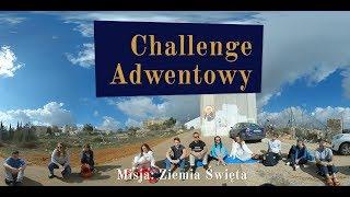 Challenge Adwentowy 2018   #16   Granica Izrael-Palestyna