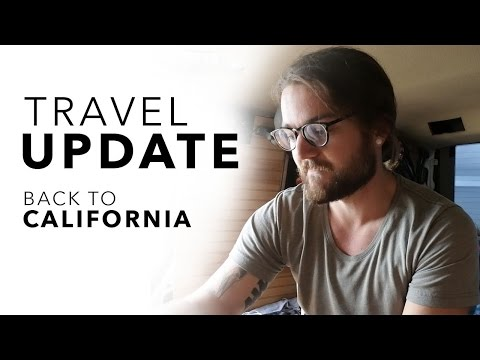 Van Dwelling: Travel Update, Florida Cruise, Tucson, San Diego, and more