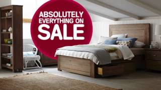 Snooze - Our Biggest Bedroom Sale!