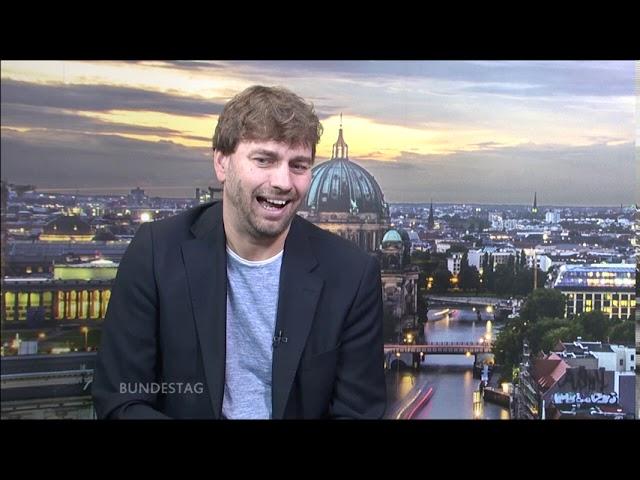 Aus dem Bundestag - Zu Gast bei TV Berlin