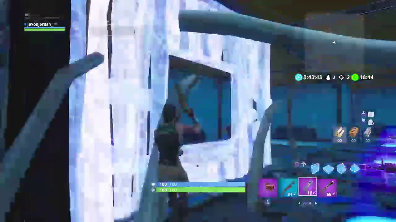 Playing fortnite with haste corporate
