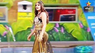 BB2- Yashika Anand Hot Show In Bigg Boss 2 Tamil   Ponnambalam   Janani Iyer   vaishnavi   Big boss