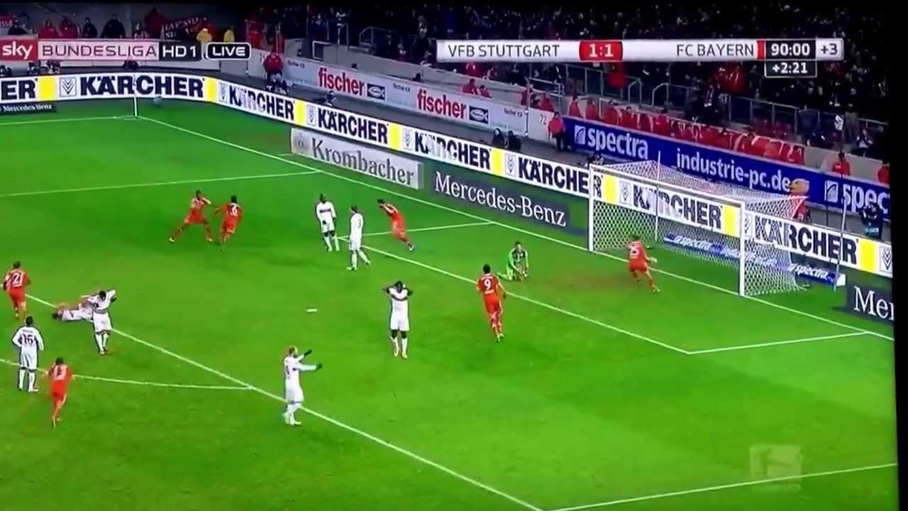 Vfb Stuttgart Gegen Bayern MГјnchen