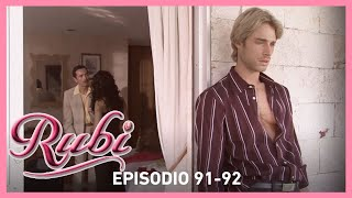 Rubí: Héctor descubre que el hijo de Rubí es de Alejandro | Capítulos 91-92