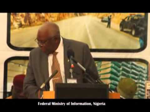 Ministerial Platform 2013: Presentation by the Executive Secretary of PTDF, Dr. Oluwole Oluleye.