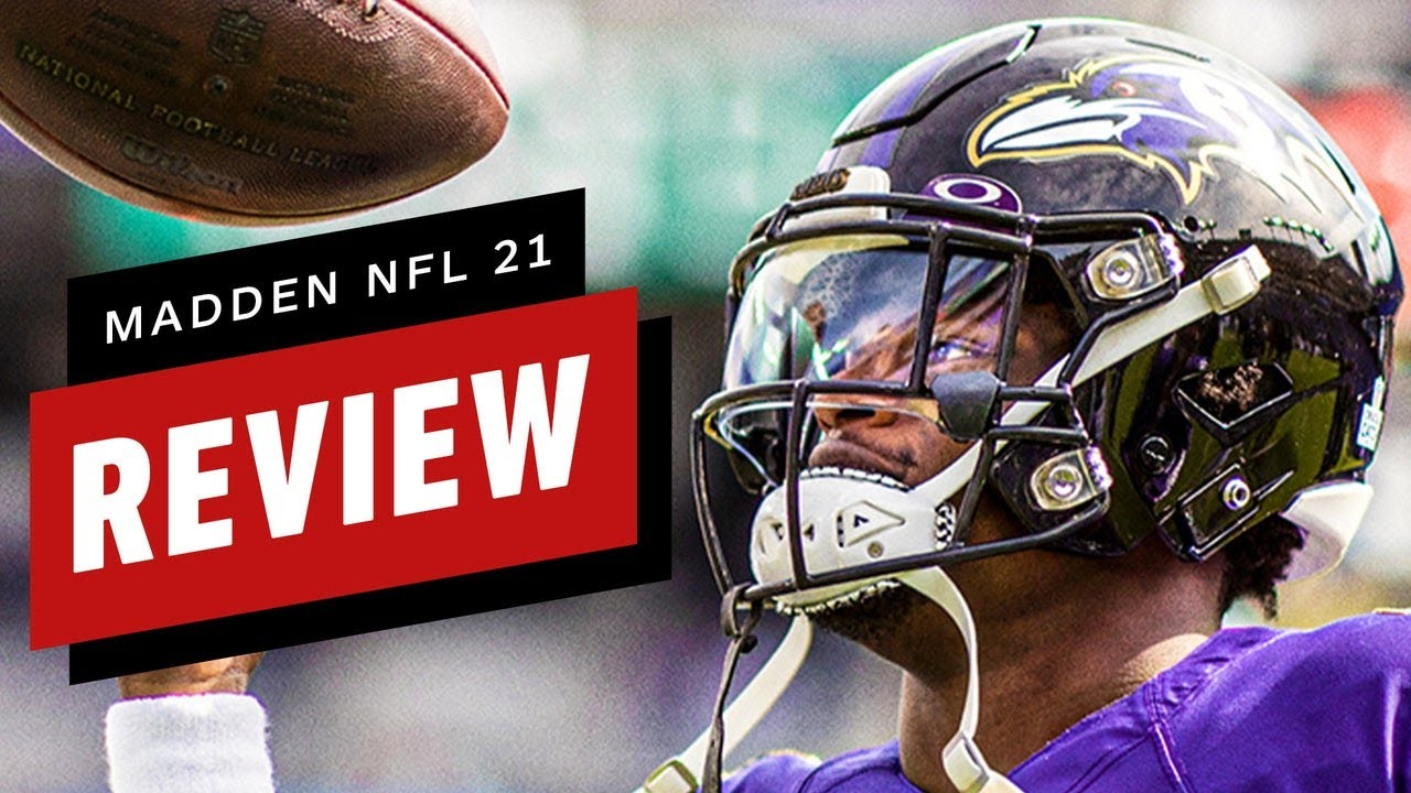 Madden 21 Review (Video Game Video Review)