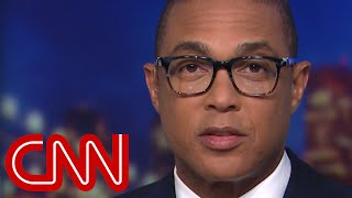 Don Lemon calls out Trump for times he's cried hoax