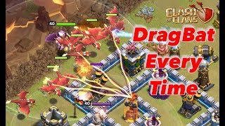 Why I Use DragBat for EVERY Attack | Best Clash of Clans Attack!