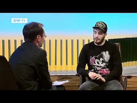 Our guest on 06.11.2011 Casper, Rapper | Talking Germany