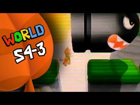 Super Mario 3D Land Special World - S4-3