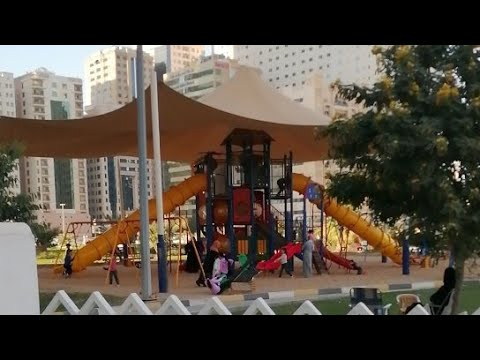 My Second Live In AL Mamzar Park Sharjah