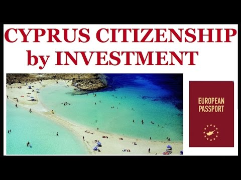 Cyprus Citizenship by Investment | European Passport