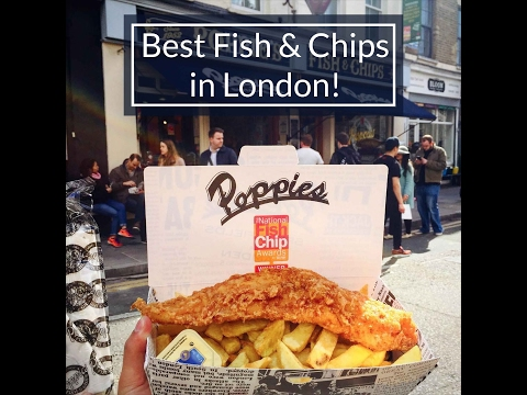 Best Fish & Chips In London!