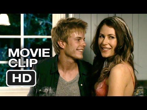 Crazy Kind of Love Movie CLIP - Frozen Waffles (2013) - Virginia Madsen, Amanda Crew Movie HD