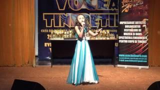 Parintii mei - Andreea Clapa (&#39Vocea Tineretii&#39 - Mioveni 2017)