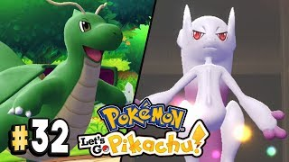 Pokemon Let's Go Pikachu Part 32 REMATCH GYM LEADERS Walkthrough Gameplay