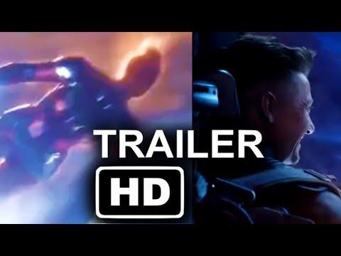 """AVENGERS: ENDGAME """"THANOS FIGHT IN SPACE"""" TV SPOT [HD] (BRAND New Avengers Endgame Trailer Footage)"""