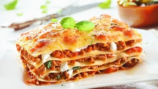 How To Make Vegetarian Lasagna thumbnail