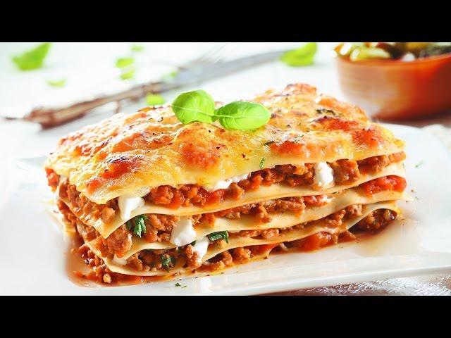 How To Make Vegetarian Lasagna