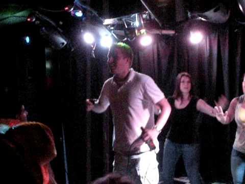 Vanilla ice - ice ice baby (Karaoke at the Sandbar - Ocean City, MD)