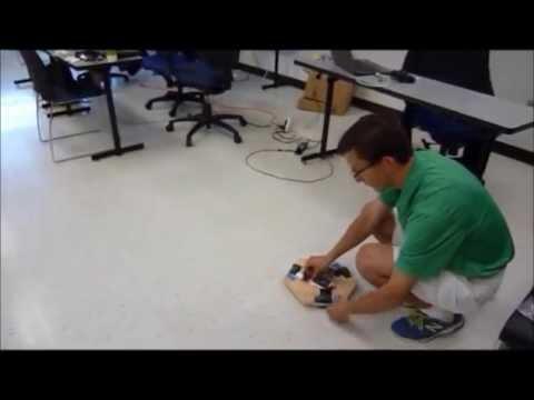 Tomas C- Milestone 1 Omnidirectional Robot