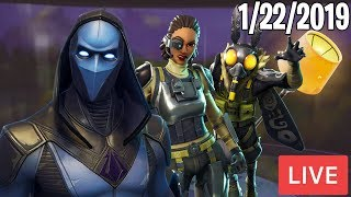 🔴 NOUVEAU ITEM SHOP COUNTDOWN ( 22 janvier New Skins Quotidienne Fortnite Item Shop 🔴