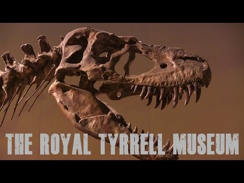 Badlands: The Royal Tyrrell Museum [Short Documentary]