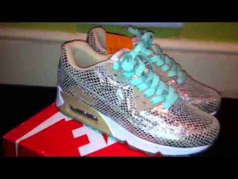 9de57a78a84 Nike air max 90- golden snake