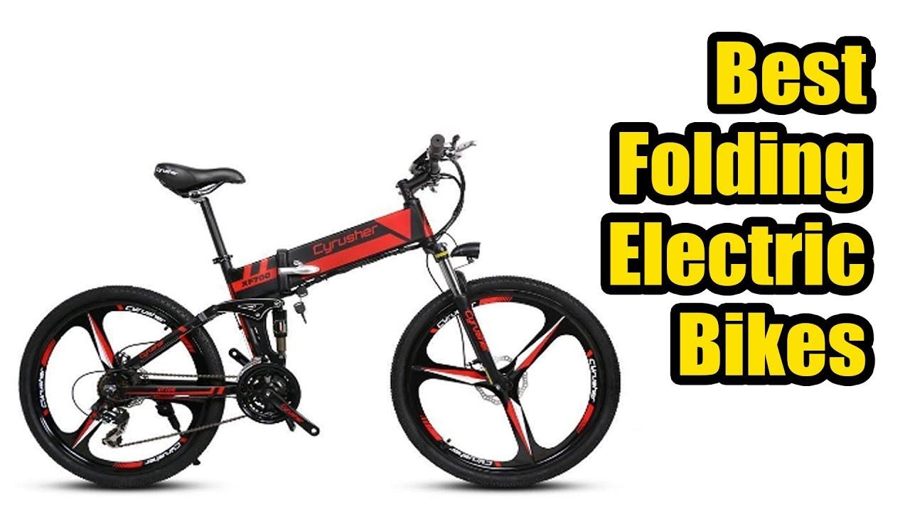 Best Folding Electric Bikes 2018 5 Foldingelectricbike