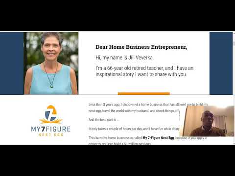 My 7 Figure Nest Egg Reviews - Watch This Before You Buy