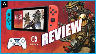 Apex Legends - Switch Review - YIKES!!! (Video Game Video Review)