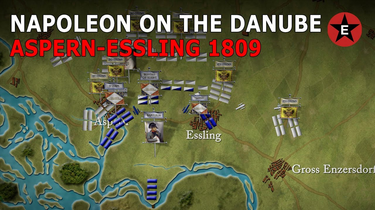 Napoleon Defeated: Aspern 1809