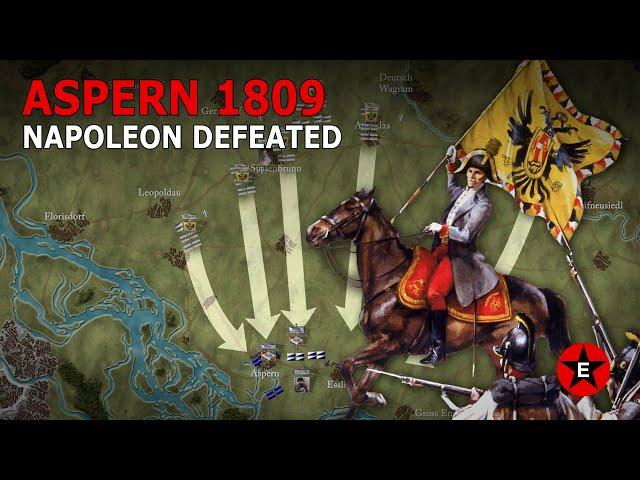 Napoleon Defeated! Aspern 1809