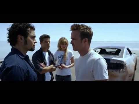 Need For Speed the movie Deleted Scenes