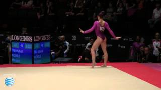 Maggie Nichols - Floor- 2015 World Championships - Event Finals