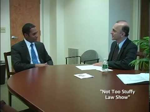 "Tort law, and Law School Admissions - ""The Not Too Stuffy Law Show"" - Episode 5"