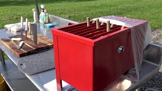 OUTDOOR CHICKEN PROCESSING SETUP..EQUIPMENT DETAILS, SETUP AND PLANNING
