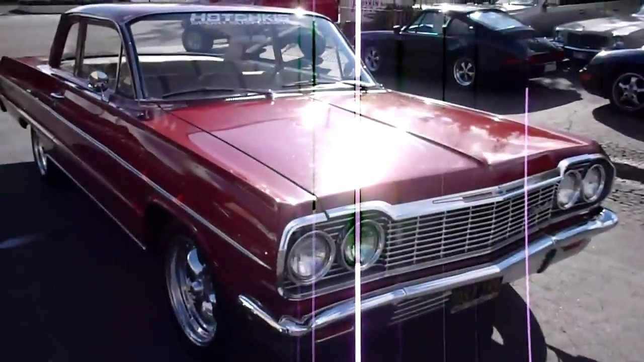 All Chevy chevy bel air 1964 : 1964 Chevrolet Bel Air - YouTube