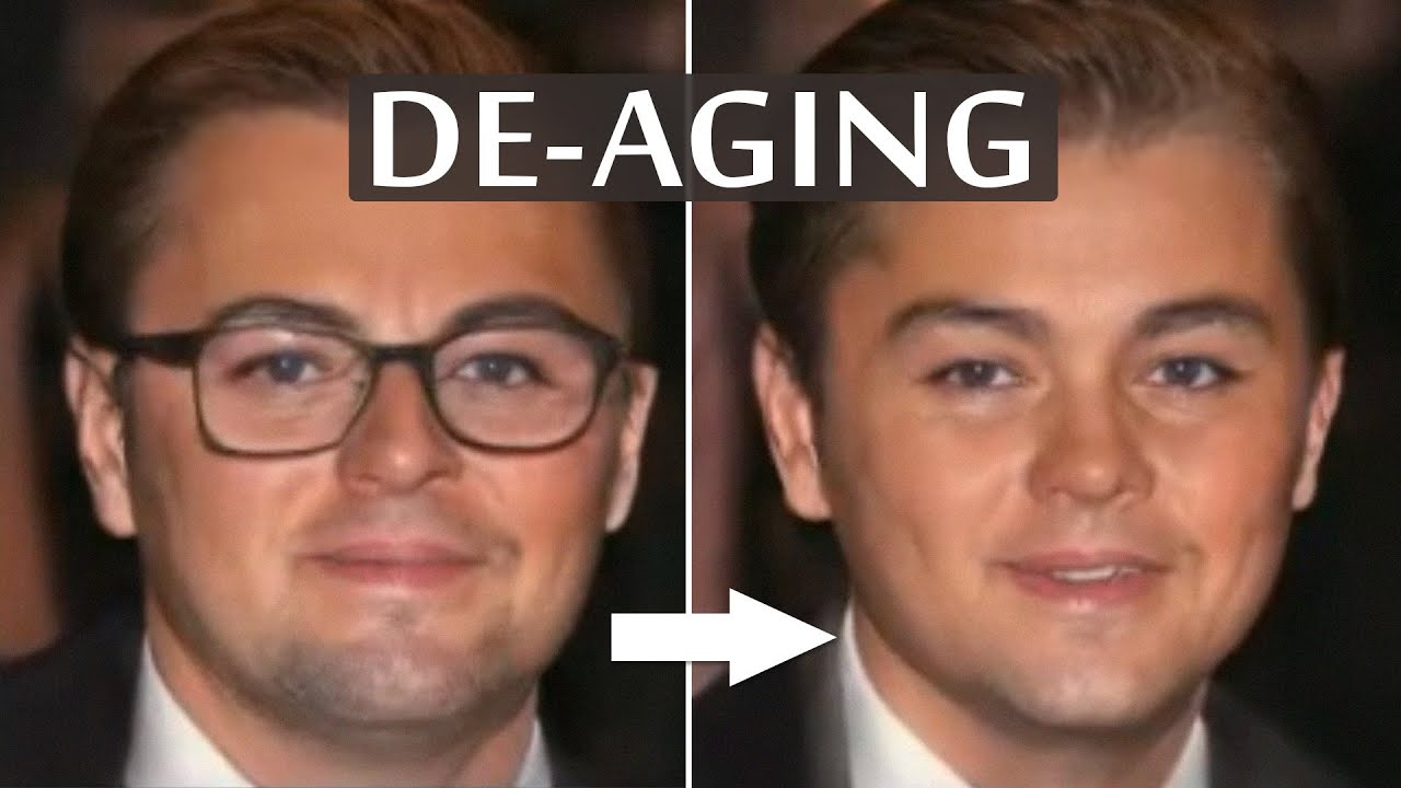 De-Aging is Here With This New AI! 🧑