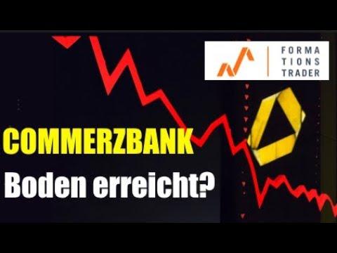 Commerzbank-Aktie: Boden Erreicht?