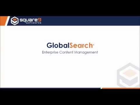 GlobalSearch® Demonstration