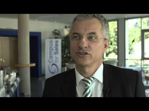 Dr. Hajo Rapp, Siemens, on Challenges and Required Competences in KAM
