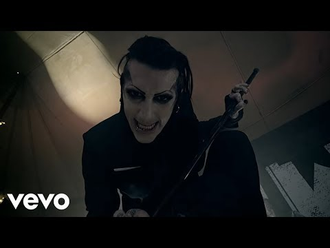 Motionless In White - A-m-e-r-i-c-a