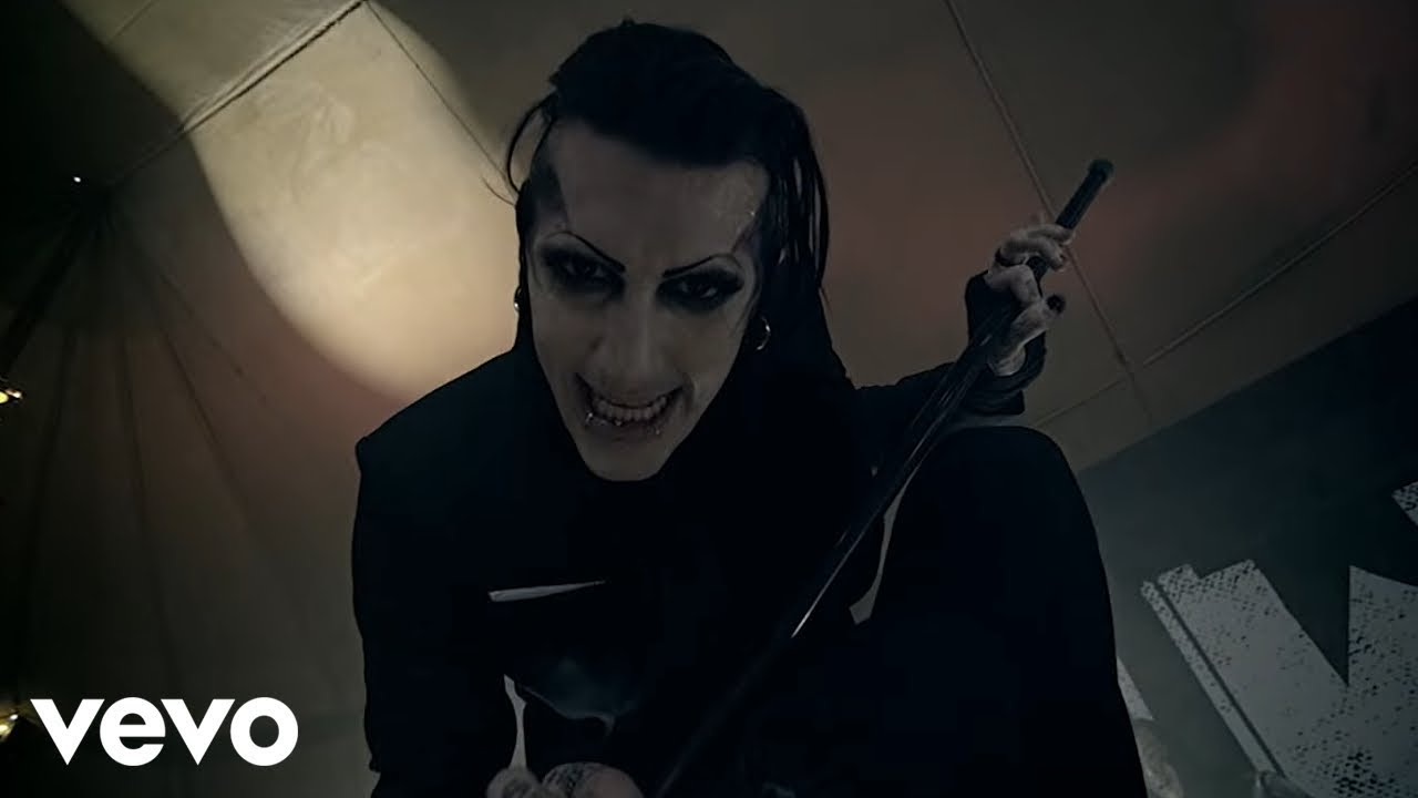 Motionless In White - America (Official Video)