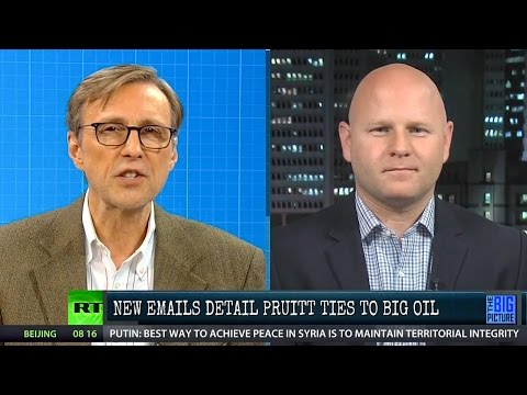 Have Big Oil Corporations Staged A Coup Of The US Government?