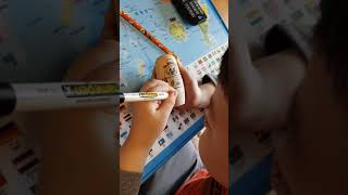 펭수 마트로 시카 인형 그리기