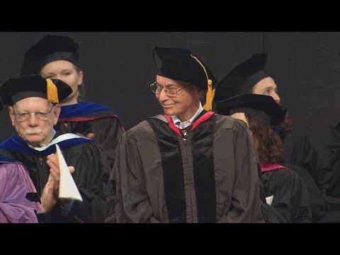 Pardee School of Global Studies Convocation 2017 Recognition of Prof. Augustus Richard Norton