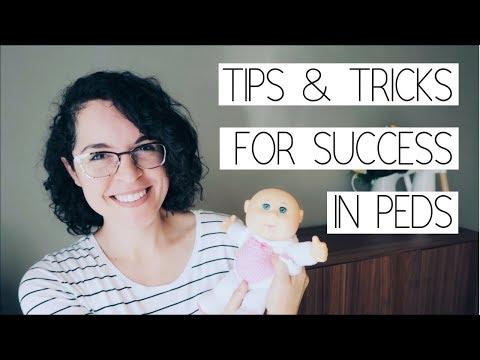 PEDIATRIC NURSING | Tips for Success