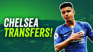 Five players that will MAKE CHELSEA GREAT AGAIN in January! ► Chelsea Transfers