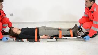 Spencer 520 - Convertible Stretcher / Chair